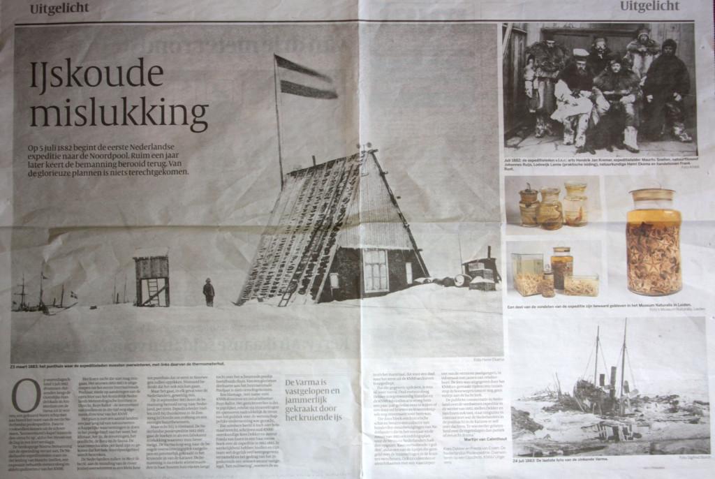 Volkskrant 2 mei 2014