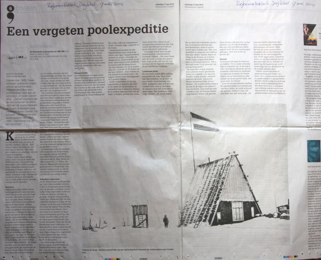 Ref Dagblad 17 mei 2014
